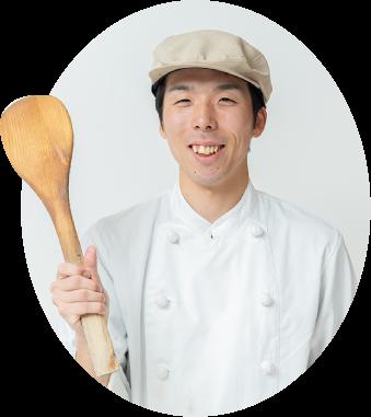 学生食堂 成田店長