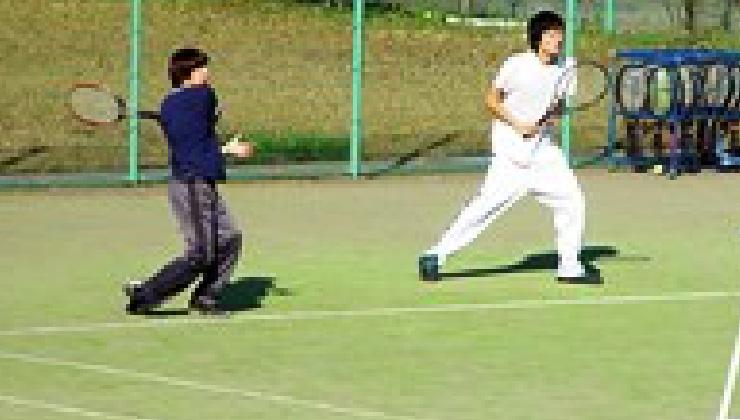 テニスサークル同好会