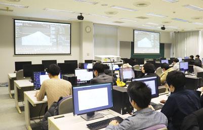 計算機実習室