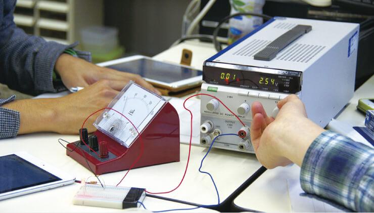 工学科2 年次 知能機械・情報通信学系