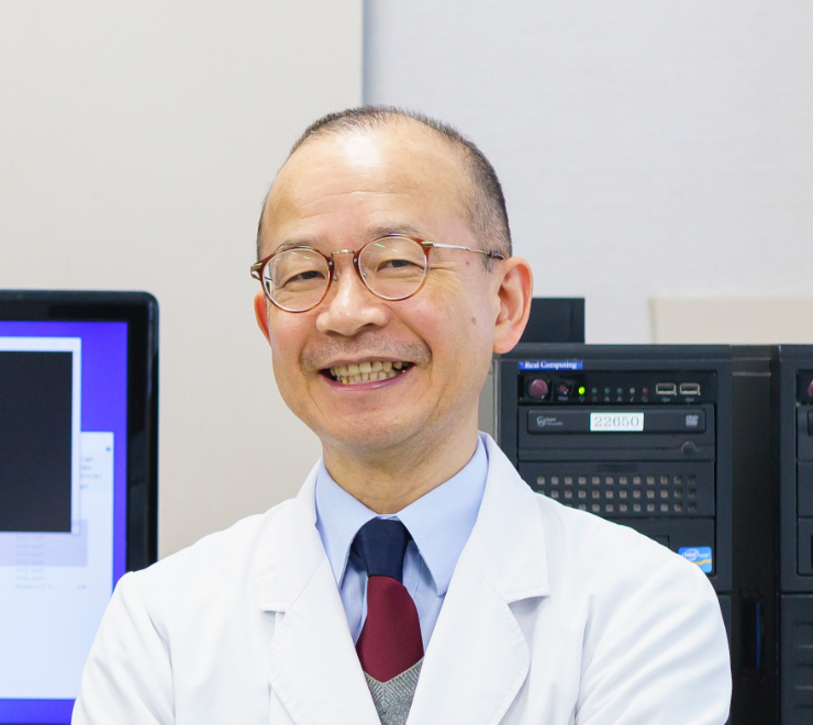 金井靖教授