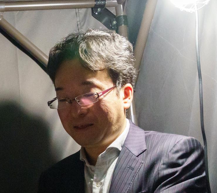 海老澤賢史准教授