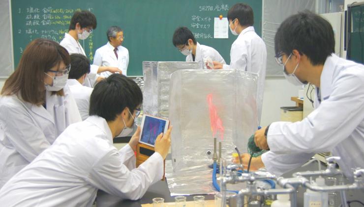 工学基礎実験