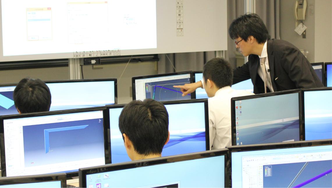 02 高度シミュレーション実習室