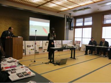 学生デザインの日本酒ラベルが地元酒蔵で限定商品化