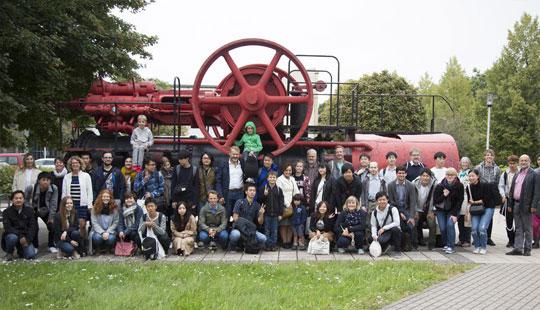 2017年度 海外研修(夏の学校)ドイツ オットーフォンゲーリック大学マグデブルク校