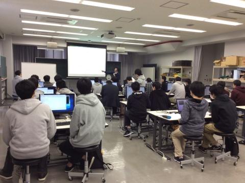 ものづくり体験「機械学習のプログラミング」