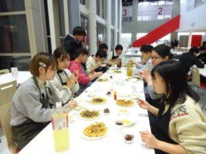 学生のための料理教室_実食