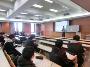 就職試験対策講座