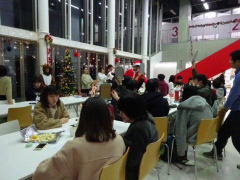 クリスマスイルミネーション・クリスマスパーティー